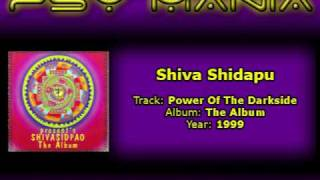 Shiva Shidapu - The Power Of The Dark Side