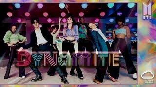 BTS (방탄소년단) 'DYNAMITE' | DANCE COVER BY PINK CLOUD.