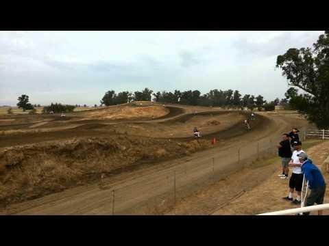 Trackday Motocross - Argyll Mx Park (Dixon-California) Parte 4/7