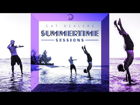 SUMMERTIME SESSIONS 2018 - CAT DEALERS
