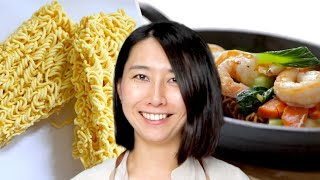 Can This Chef Make Instant Ramen Fancy?