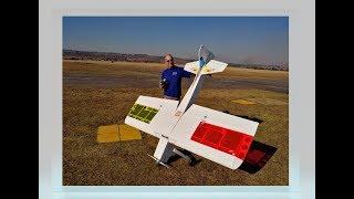 Giant Scratch Built Fun Flyer - Irene Radio Flyers (720HD)