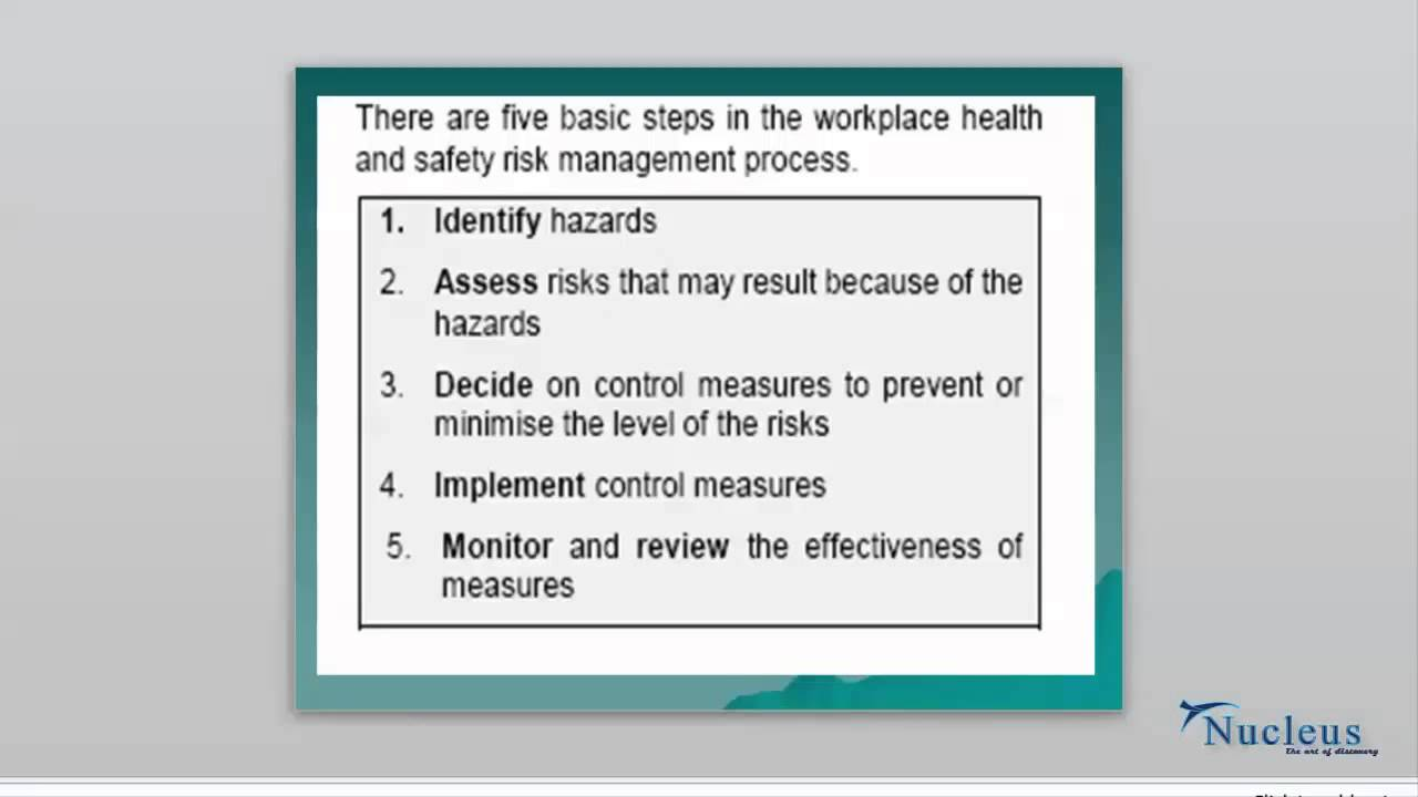 Healthcare Hazard Control and Safety Management (Hardcover)