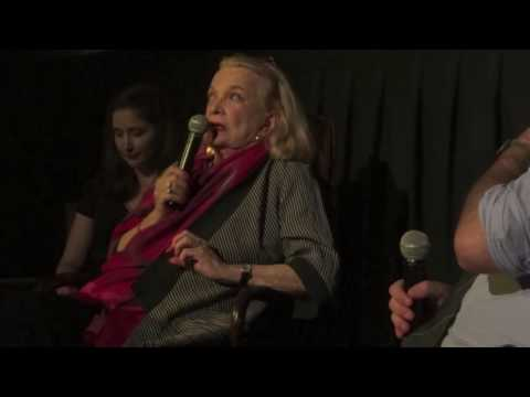 Gena Rowlands Q&A 7.16.16 @ Metrograph, NYC, on A WOMAN UNDER THE INFLUENCE