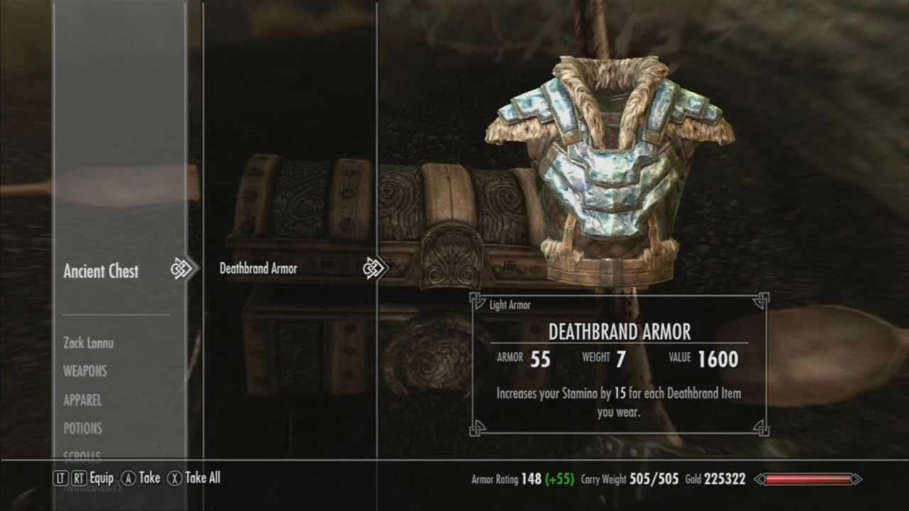 Best Light Armor Skyrim
