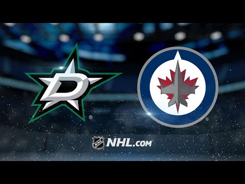 Laine extends point streak in win against Stars