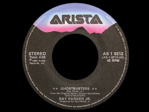 Ray Parker Jr VS Huey Lewis & The News ~ Ghostbusters/Want A New Drug Disco Purrfection Mash Up