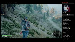 Days Gone Blind Play Part 20