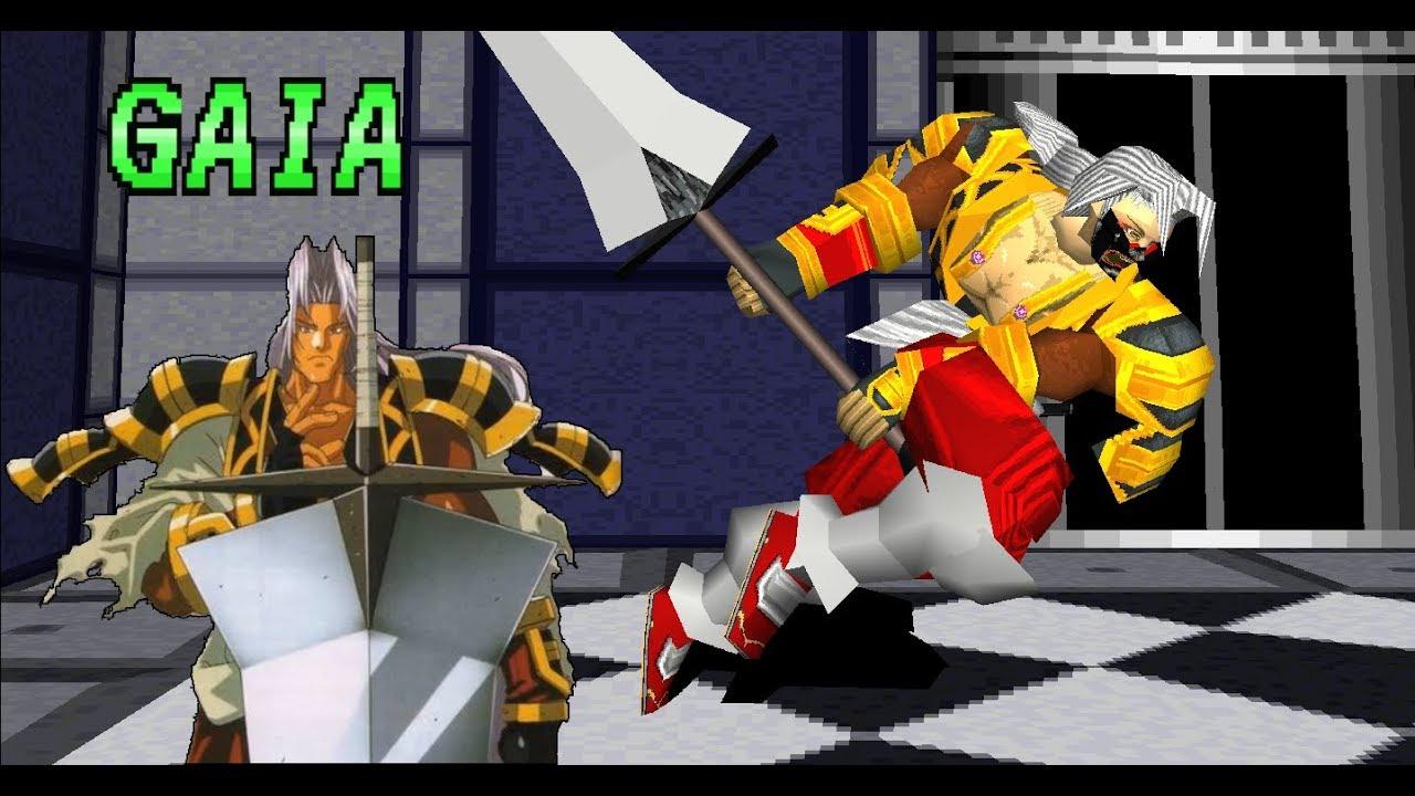 battle arena toshinden gaia