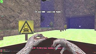 Counter-Strike: Zombie Escape Mod - ze_WATERY_ESCAPE_V1 on MILFEscape