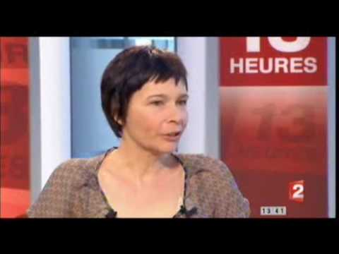 Interview of Sandrine Piau (in French)