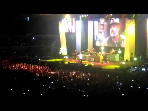 Kenny Rogers - Coward of the Country - Final tour - Live in Manila ,