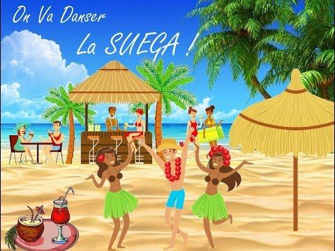 La Suega, Danse tropicale en ligne, Apprendre à danser avec Philippe Marie lIne, Line dance tropical