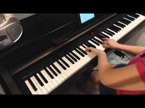 Say Something - A Great Big World and Christina Aguilera - Piano Cover