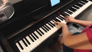 Say Something - A Great Big World and Christina Aguilera - Piano Cover