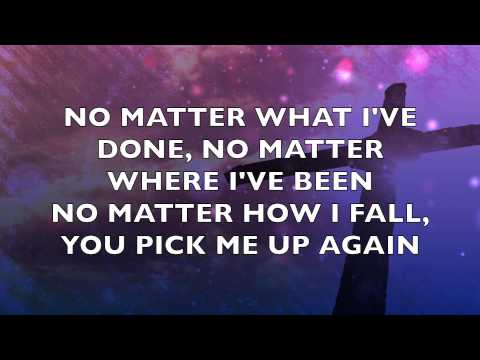 COVERED BY PLANETSHAKERS - LYRIC VIDEO