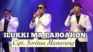 Lagu Batak Populer || ANJU TRIO ~ ILUKKI MA PABOAHON || Live