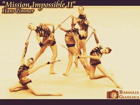 mission impossible gymnastics meet 2013 nba