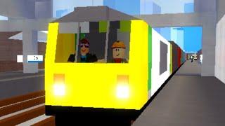 Roblox Güterzug (Stoppbewegung)