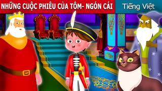 Ông lão đánh cá và con cá vàng  | Adventures of Tom Thumb in Vietnamese | truyện cổ tích việt nam