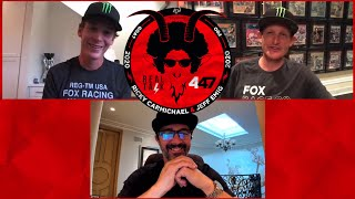 REAL TALK 447 I ADAM CIANCIARULO JOINS RICKY CARMICHAEL AND JEFF EMIG I SEASON 2, EPISODE 21