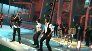 Tony Dize Con Rakim   Ken Y Cantando El Doctorado En Premio Lo Nuestro 2011 Video Official HD   YouTube