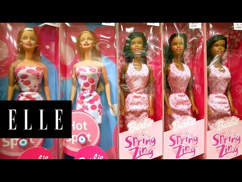 The Evolution of Barbie Over The Past 50 Years | Elle