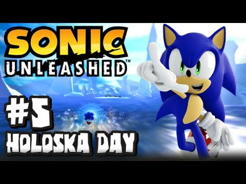 Sonic Unleashed (360/PS3) - (1080p) Part 5 - Holoska Day