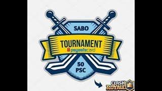 Turniej o 50 PSC eliminacje o 20:30 Clash Royale