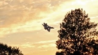 Foam F-22 Raptor