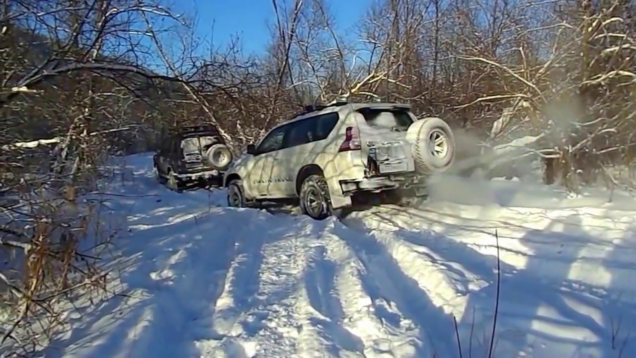TLC 80, Arctic Truck LC150 январь, абдрахманов ключ. - YouTube