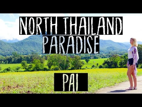 North Thailand Is Paradise (Pai To Chiang Mai For Loy Krathong Festival)