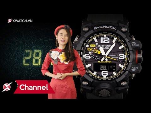 Các Phân Khúc Giá đồng Hồ Casio G-Shock Siêu Rẻ đến Siêu đắt