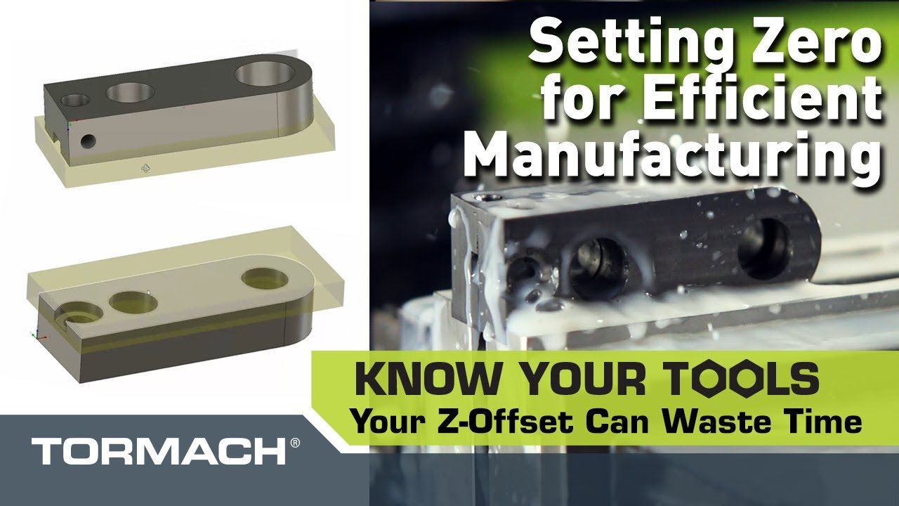 Workholding Technique - Setting Zero for Efficient Manufacturing