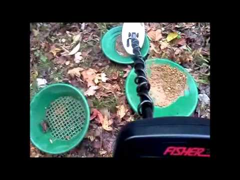 Fisher Gold Bug Pro Metal Detecting Gold Prospecting