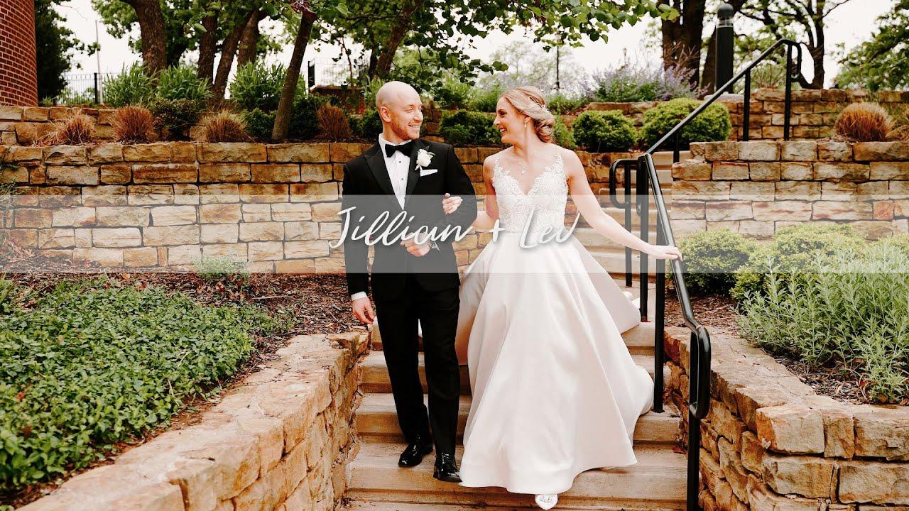 Jillian + Lev's Wedding Trailer // Legends Hall at The Marq Southlake Texas