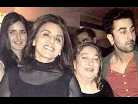 Katrina Kaif talks about future mother- in- law Neetu Kapoor !