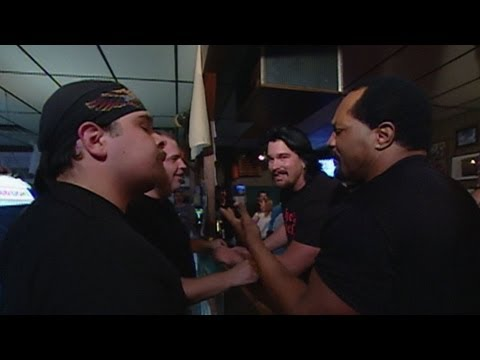 WWE Hall of Fame: The APA get into a bar fight at the