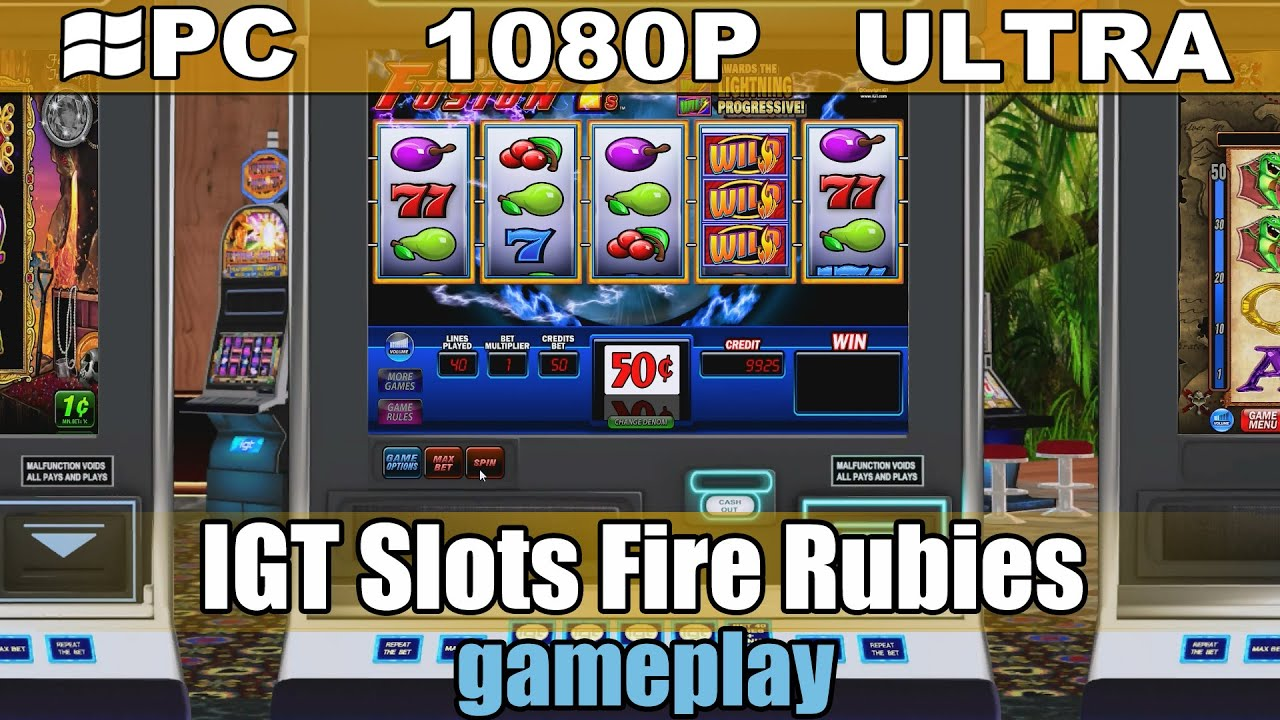 Free video slots for pc