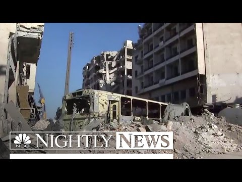 Fighting in Aleppo Escalates as Syrian Army Declares Cease-Fire End | NBC Nightly News