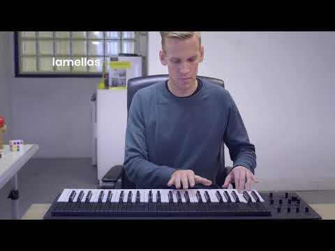 Osmose sound design work in progress #2