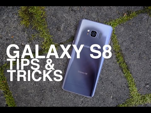 25+ Galaxy S8 Tips and Tricks!