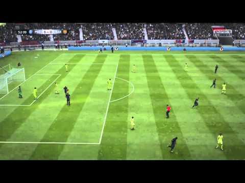 FIFA 15 IBRA BICYCLE
