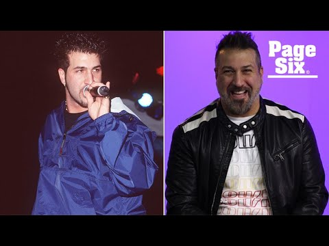 *NSYNC's Joey Fatone was envious of JC Chasez's 'sample size' style  Page Six
