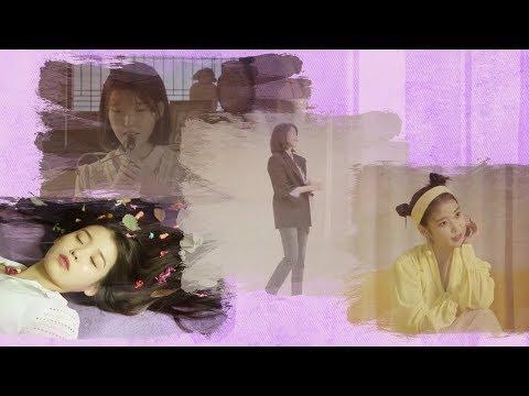 [IU] Palette (팔레트) Acoustic Ver. (Feat. UAENA)