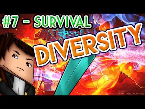 """""""SURVIVALLEN TOT WE NEERVALLEN!"""" DIVERSITY - #7 Survival ft. Wesley & Matthew"""