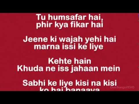 Raabta (Lyrics) - Agent Vinod.flv