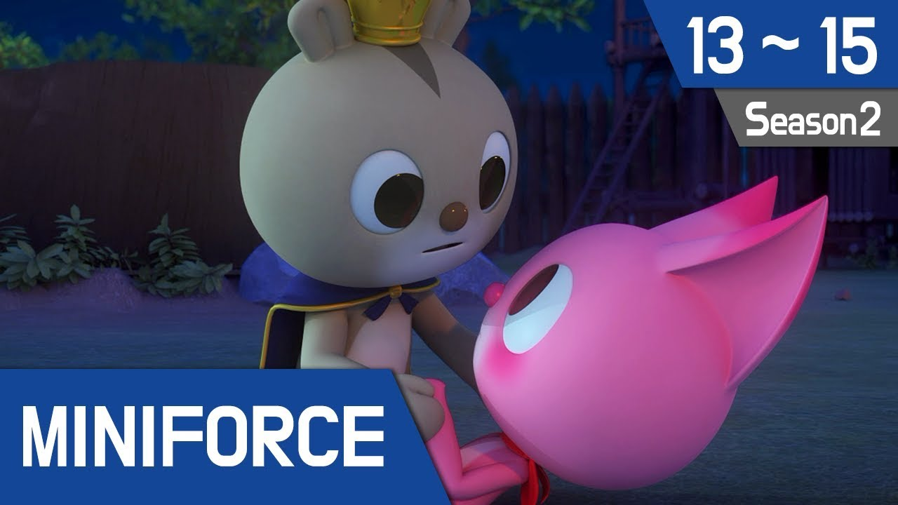 Miniforce Season 2 Ep 13 15