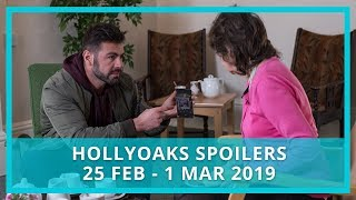 hollyoaks spoilers 25 february 1 march 2019