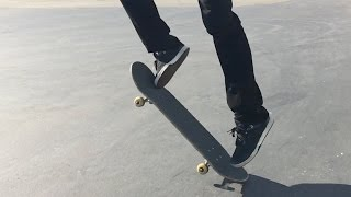 AN EASY WAY TO GET BETTER AT SKATEBOARDING